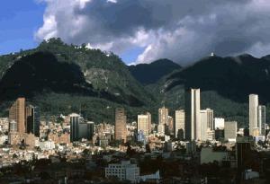 City-landscape-Bogota-Colombia