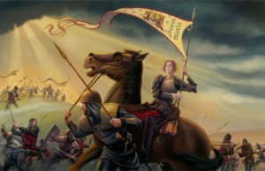 Joan-of-Arc-riding-into-battle.
