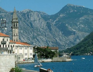 Montenegro-view-of-mountains-and-sea