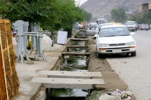 kabul-afghanistan-sewage-canal