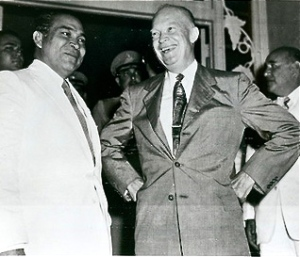 eisenhower-and-batista