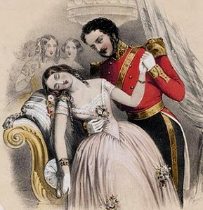 medieval-woman-fainting