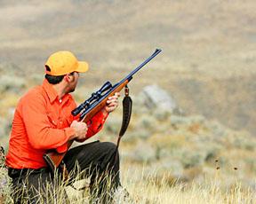 hunter-with-gun