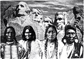 indians-at-mount-rushmore