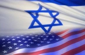 israel-us-flags