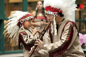 native-american-playing-flute