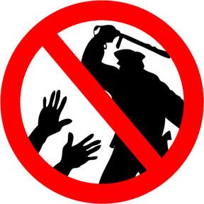 no-police-brutality-sign