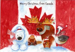 canadian-christmas-card