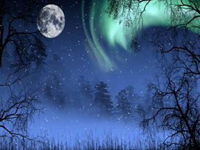 christmas_northern_lights