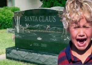 little-boy-crying-at-santa's-tombstone