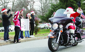 santa-on-motorcycle