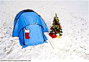 tent-in-snow