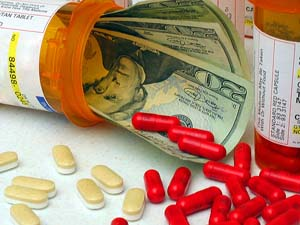 pills-and-money