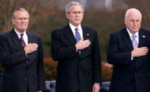 rumsfeld-bush-cheney