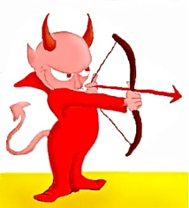 devil-cupid