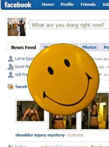Facebook Happy