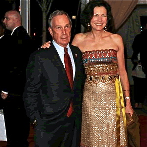 mayor-bloomberg-and-diana-taylor