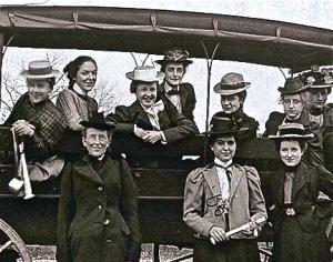 1900's-women