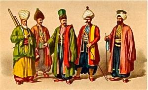 Ottoman-sultans