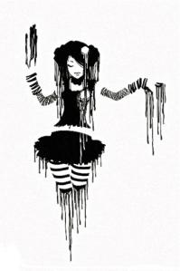 sketch-of-girl-in-black