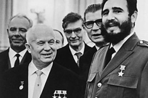 fidel-and-krushchev