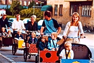 danes-riding-bikes-with-kids