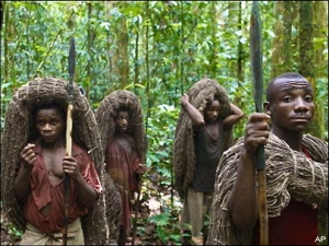 african-pygmy-people