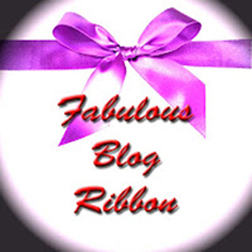 Fabulous-Blog Ribbon