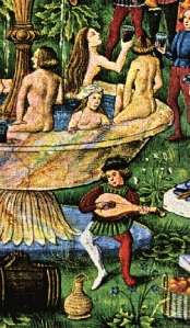 5 Medieval Facts of Bathing II