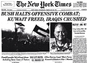 news-headlines-gulf-war