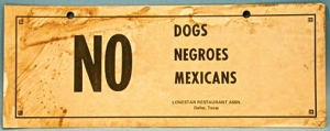 racist-sign-no-negroes
