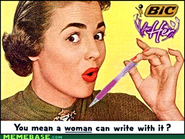 just-for-women-bic-ad